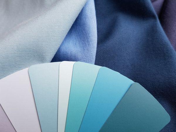Farbberatung Sommerfarbtyp Blaunuancen