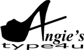 Logo angies type4you